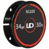 Collegare puro del collegare 26g/28g/30g/32g Ud Ni200 del nichel del nicromo Wire/Ni200 di marca di Ud per il Cig di DIY E