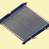 Refrigerantion 자동 알루미늄 격판덮개 및 탄미익 방열기