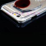 도매 액체 기름 Samsung iPhone를 위한 유리제 이동 전화 상자
