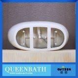 Talla de acrílico estándar de la bañera de la elipse libre, precio Jr-B820 de la bañera