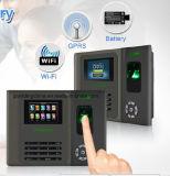 Lecteur biométrique de horodateur d'empreinte digitale (GT200)