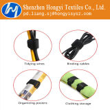 Courroies réutilisables d'attache de crochet et de boucle