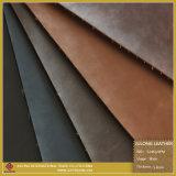 方法カラー総合的な革PUの革靴の革(S246120FM)
