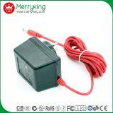 6V100mA DC Au 플러그를 가진 선형 힘 접합기