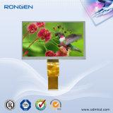 7 duim TFT 50 Speld 800*480 LCD met Hoge Resolutie