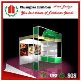 cabina de la visualización de la exposición de los 3X3m