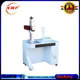 machine d'inscription de laser de fibre de type du Tableau 50W pour des métaux