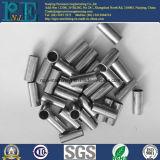 ステンレス鋼の管を機械で造るカスタム高精度CNC