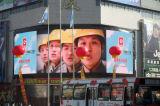 Tabellone esterno del LED di P6 SMD3535 per la pubblicità del video