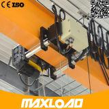 Gru elettrica europea della fune metallica di disegno di 5 tonnellate (MLER05-06)