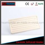 A venda quente China fêz a placa infravermelha cerâmica do calefator