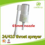 24 410 Plastic larga boquilla de la bomba de la garganta para botellas de uso