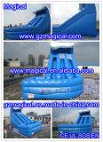 Glissière d'eau gonflable de jeu adulte de gosses avec le syndicat de prix ferme (MIC-275)