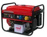 6.5 HP Key Start WheelsおよびHandles Gasoline Generator Set