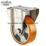 Plutônio do Série-Alumínio do aço inoxidável 304, furo do Bole com freio