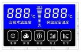 Панель LCD матрицы LCD подгонянная индикацией малая LCM активно