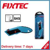 Нож резца Fixtec самозарядный Zinc-Alloy с 6PCS лезвиями Sk5