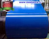 PPGI/PPGL/Gi/Glは電流を通したカラーによって塗られた鋼鉄コイル(CC-11)に