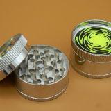 Rectifieuse de fumage portative de fumage en métal d'épices de broyeur de modèle de Moden