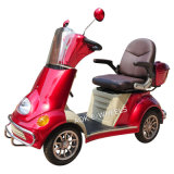 scooter électrique de mobilité de moteur à quatre roues de 500W 48V pour des personnes plus âgées (ES-029)
