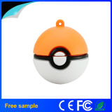 Bastone promozionale del USB della sfera di Pikachau Pokemon del regalo di marchio su ordinazione