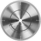 15 pulg. 100 Diente de metales no ferrosos corte circular vio la lámina para PVC