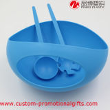 Cuisine Use Plastic Large Salad Bowl avec Salad Servers