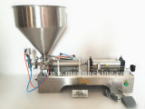 Pfs2500 300-2500ml Single Head Cream Pneumatic Filling Machine