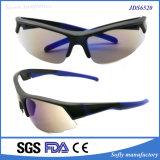 Nuova protezione degli occhi di modo del progettista che fa un'escursione gli occhiali di protezione, occhiali da sole di sport