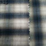 Tela teñida hilado tejida del popelín de algodón para las camisas/alineada Rlsc40-46 de la ropa