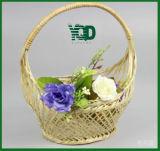 Роскошные Handmade Bamboo корзины корзины сотка