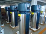統合されたホーム使用のヒートポンプの給湯装置