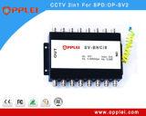 8 Kanäle CCTV-Signal-Überspannungsableiter des Kanal-Überwachung-Überspannungsableiter-8