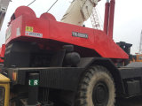 Used中古の日本のTadano Hydraulic Mobile Craneの地勢Crane Truck Crane Crawler Crane 50tons