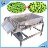 Máquina de casca elétrica do escudo da ervilha verde/feijão de soja/grão-de-bico