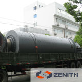 Large Capacity를 가진 천정점 High Speed Vibrating Ball Mill