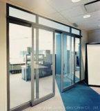 Glace Tempered pour des portes en verre de glissière