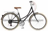 """2017 تصميم جديدة 28 """" [رترو] ألومنيوم [دوتش] [هولند] [أما] درّاجة غلّة كرم مدينة [7سبيد] [بيك/]"""