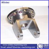 Подвергли механической обработке OEM, котор части CNC точности подвергая механической обработке для цилиндра машинного оборудования пневматического