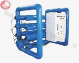Sterilizer UV material do PVC do grande tratamento da água do excesso da cultura aquática de Capactity