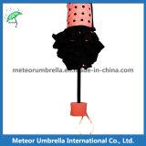 Ombrello promozionale del popolare delle signore della scheda del merletto di buona qualità