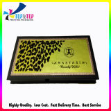 Leopard-Entwurfs-heißes stempelndes Papier scharend, verpackenkasten bilden