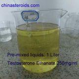 99% Prueba E esteroides anabólicos enantato de testosterona para el culturismo