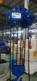 élévateur 10t à chaînes électrique suspendu par crochet à vendre