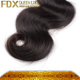 Human brasiliano naturale Hair per le donne di colore (FDX-YY-KBL)