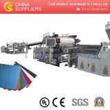 Ligne d'extrusion de feuille de PVC de qualité