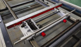 Polyester Blanketのための自動Magnetic Flat Screen Printing Machine