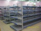 Верхнее сбывание ISO9001 оценило двойная бортовая новая полка супермаркета прибытия