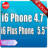 "100% I6 teléfono 4.7"" I6 Plus Teléfono 5.5"" teléfono celular reacondicionado"