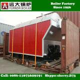 Caldeira de vapor despedida carvão de Dzh4-1.25-T 4ton/Hr para o aquecimento do asfalto